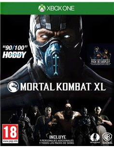 MORTAL KOMBAT XL (INCLUYE PACK DE COSPLAY)
