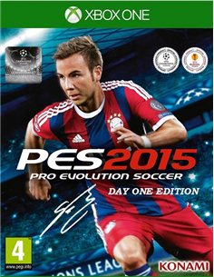 PES 2015 DAY ONE EDITION