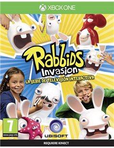 RABBIDS INVASION.LA SERIE DE TELEVISION INTERACTIVA