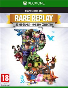 RARE REPLAY (30 HIT GAMES-ONE EPIC COLLECTION)