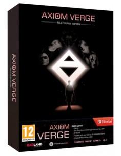 Axiom Verge: Multiverse...