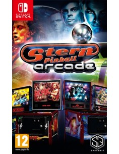 Stern Pinball Arcade (Switch)