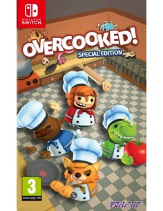 Overcooked! Special Edition...