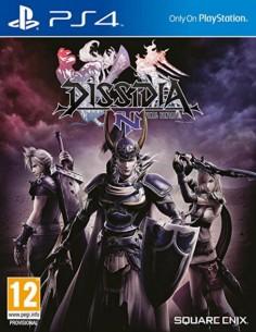 Dissidia Final Fantasy NT...
