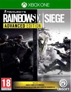 Rainbow Six: Siege Advanced...