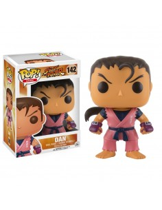 FUNKO POP! Street Fighter Dan