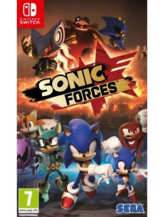 Sonic Forces Bonus Edition...