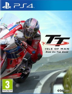 TT Isle of Man Ride on the...