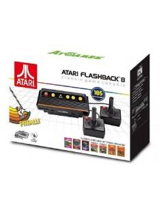 Atari Flashback 8 Gold Hd 120 Juegos