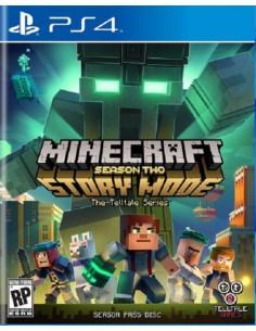 Minecraft: Story Mode...