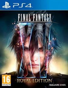 Final Fantasy XV: Royal...