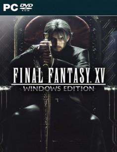 Final Fantasy XV: Windows...