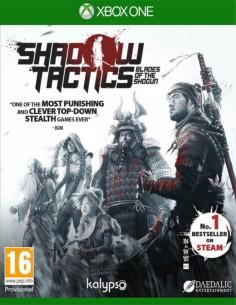Shadow Tactics: Blades of...