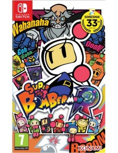Super Bomberman R (Switch)