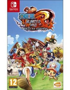 One Piece: Unlimited World...