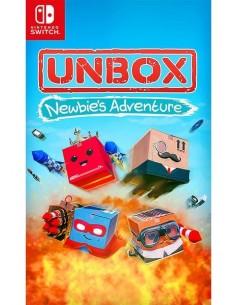 Unbox: Newbie's Adventure...