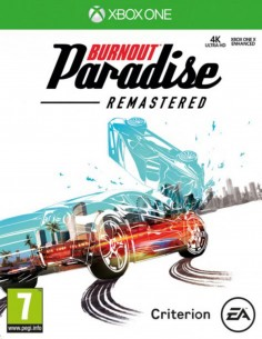 Burnout Paradise Remastered...