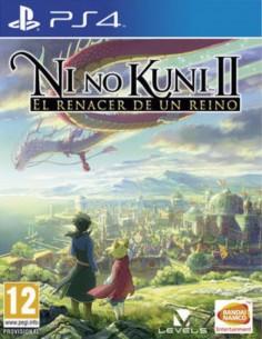 Ni no Kuni II: El Renacer...