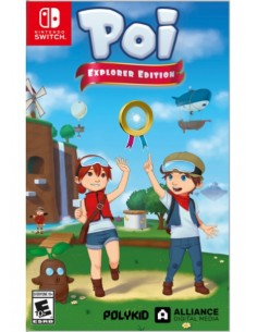 Poi Explorer Edition (Switch)