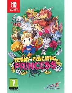 Penny-Punching Princess...