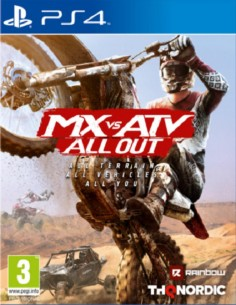 MX vs ATV: All Out (PS4)