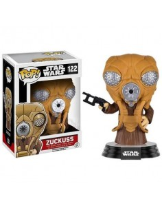 FUNKO POP! Star Wars Zuckuss