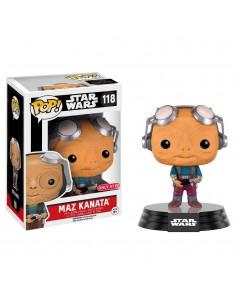 FUNKO POP! Star Wars Maz...