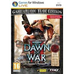 DAWN OF WAR II (GAME OF THE YEAR)