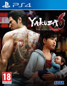 Yakuza 6 The Song of Life -...