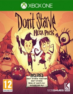 Don't Starve Mega Pack...