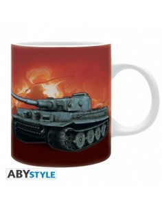 Taza World of Tanks