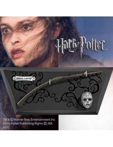 Réplica Varita Bellatrix Lestrange...