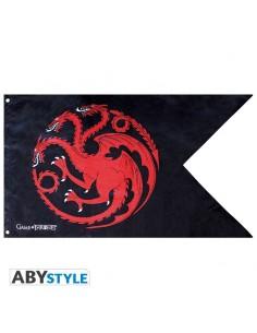Bandera Targaryen  Juego de...