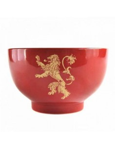 Bowl Lannister Juego de Tronos