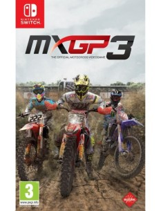 MXGP3- The Official...