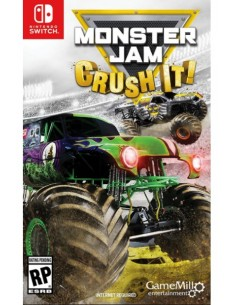 monster Jam: Crush It!...