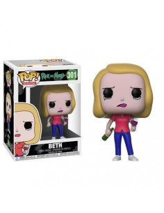 FUNKO POP! Rick and Morty Beth