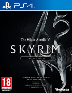 The Elder Scrolls V: Skyrim...