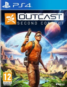Outcast Second Contact (PS4)