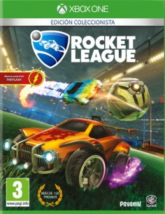 Rocket League Edición...