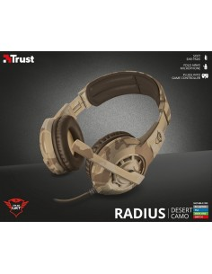 Headset Trust Radius Desert...