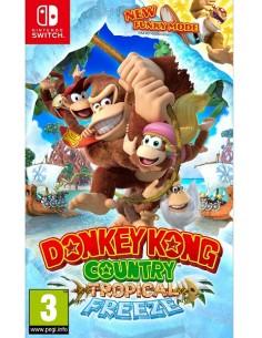 Donkey Kong Country...