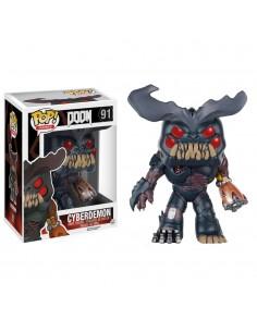 FUNKO POP! Doom Cyberdemon...