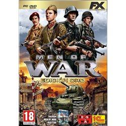MEN OF WAR:EDICION ORO