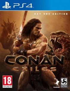 Conan Exiles Day One...