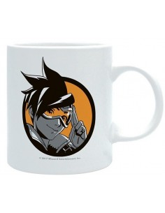 """Taza Overwatch """" Tracer"""""""