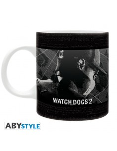 Taza Watch Dogs 2