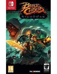Battle Chasers Nightwar...