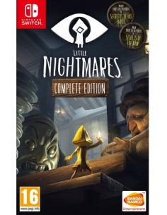 Little Nightmares: Edición...