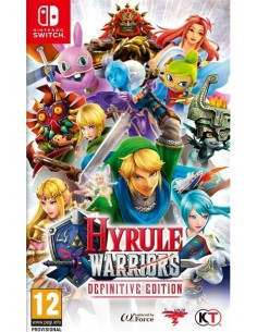Hyrule Warriors: Definitive...